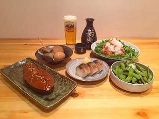 Izakaya menu1