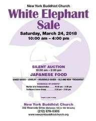 White elephant 2018