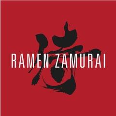 Ramen zamurai logo