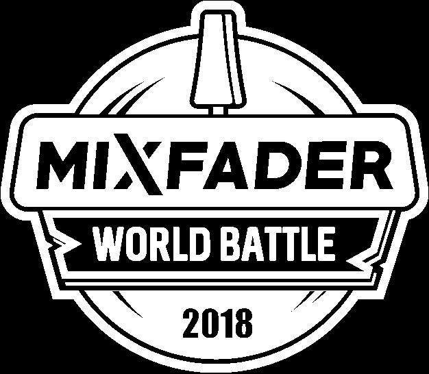 Mixfader Battle logo