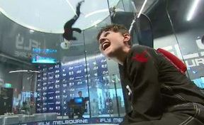 <p>A 14-year-old boy with cerebral palsy has finally realized his lifelong ambition. Today Connor Smith could fly in skydiving center iFly in Melbourne. With being constantly in a wheelchair it was almost impossible, but dreams come true. Connor wasn't afraid at all, and was ready for the first flight. His mom tells that adventures and trips have always attracted him and he has already gone bobsleighing. The instructor tells, Connor coped with the fly excellent, he really knew how to manage his body in the wind pushing him up. After it Connor said, he would be a regular guest at iFly.</p>