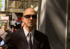 <p>45-year-old Andrew John Tanner, a husband, a father and a constable of the Victoria Police, was convicted on five charges, including harassment and sexual involvement. His weird behavior made his neighbor to build a tall fence between their yards. Tanner could stand on the board of posessions naked.</p><p>His victim, who does not want to be identified, was afraid to report about the harassment, because Tanner was a policeman and thought, nobody would believe her. In 2018, Taskforce Salus launched an investigation into Tanner's behavior by installing surveillance cameras in the victim's house. As soon as the cameras were installed, they captured his actions. Despite obvious guilt, the constable retains his innocence, claiming that he thought he had received the consent of the victim.</p><p>The victim had to move our of her house, because she was afraid, her children could face Tanner as well. Now he doesn't work and receives remuneration. He will probably lose his job.</p>
