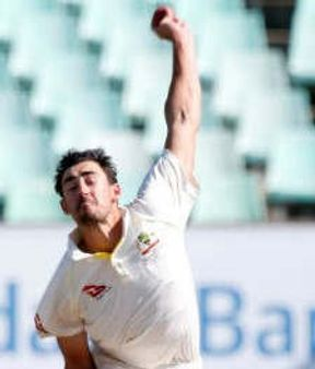<p>After James Pattinson falling out with the authorities on account of breaching the Australian cricket code, Mitchell Starc will be the one replacing Pattison for the upcoming Australia vs. Pakistan Test.</p><p>According to the Sydney Daily Telegraph, Pattison said something very personal and homophobic, and was this considered as 'Personal abuse.' It was not the first time he is accused of miscound; this was the third time in 18 months. Consequently, the notorious man attracted a one-match ban.</p><p><br></p>