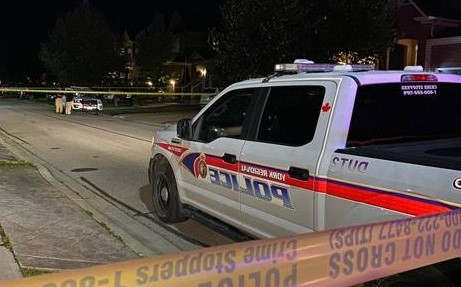 <p>Two-person, a man and a woman got stuck in a shooting incident in newmarket. Their car was parked outside a home when it got sprayed by bullets. The man immediately died, whereas the woman got wounded. The York Regional police told that they located the couple, 26 years old male and a 23-year-old female in front of their residence suffering from wounds caused by gunshots.&nbsp;</p><p>The police responded to the house after receiving the call. Police further told that they rushed both the victims to the hospitals where the police checked them. The medics immediately declared the man dead, whereas the injuries caused to the female victim cannot be considered life-threatening. The name of the man was not disclosed. Police believe that two-man who they are considering as suspects pulled out of a sedan and started shooting at the couple.&nbsp;</p>