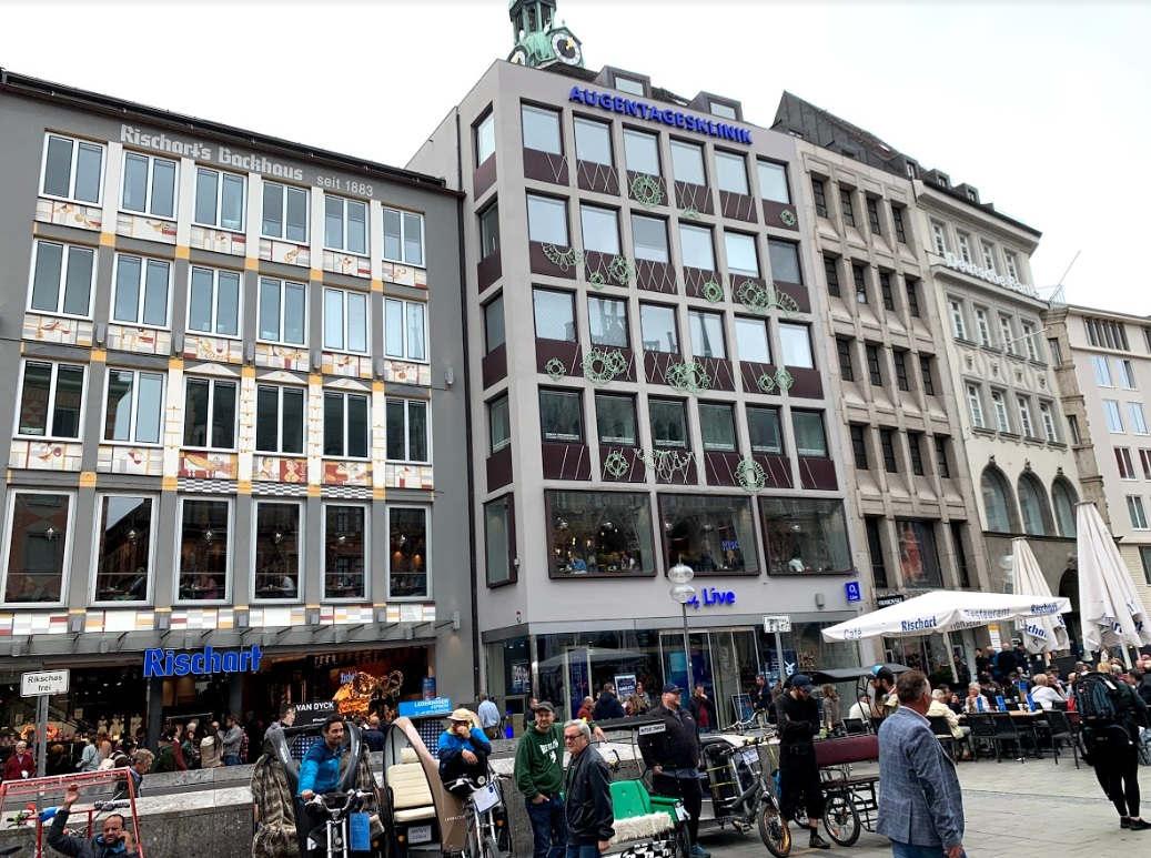 """<h1><span style=""""color: rgb(230, 0, 0);"""">München ist die Hauptstadt und bevölkerungsreichste Stadt Deutschlands im Freistaat Bayern.</span></h1><p><br></p>"""