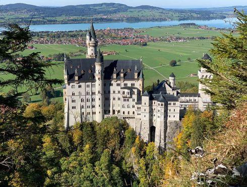 """<p><strong style=""""color: rgb(161, 0, 0);"""">Der Besuch des Schlosses ist seit vielen Jahren mein Traum. Endlich wurde der Traum wahr. In Ordnung - eine Burg befindet sich in den Bergen, aber es ist einfach mit dem Auto dorthin zu gelangen. Bevor ich von riesigen langen Stunden hörte, war ich mental vorbereitet. Es stellte sich jedoch heraus, dass die gesamte Warteschlange aus 10-12 Personen bestand, die vor 4 funktionierenden Ticketschaltern standen. Die Wartezeit in dieser """"Riesenaufstellung"""" betrug nicht mehr als fünf Minuten.</strong></p><p><strong style=""""color: rgb(161, 0, 0);"""">Ohne Eintrittskarte stehen nur der untere Innenhof des Schlosses und ein Teil des oberen zur Verfügung. Innerhalb des Gebäudes ist der Eintritt nur per Ticket möglich.</strong></p><p><strong style=""""color: rgb(107, 36, 178);""""><em>Im Inneren des Schlosses ist auch sehr interessant, einen Besuch wert. Die Tour wird mit einem Audioguide durchgeführt (und mit dem üblichen, der angibt, wann Sie den Ton einschalten müssen).</em></strong></p><p><strong style=""""color: rgb(107, 36, 178);""""><em>Nach der Tour können Sie zum Souvenirladen, zum Café und zur Aussichtsplattform gehen (Sie können dort auch ohne Ticket nicht eintreten).</em></strong></p><p><strong style=""""color: rgb(107, 36, 178);""""><em>Die Aussicht von der Aussichtsplattform ist unglaublich!</em></strong></p>"""