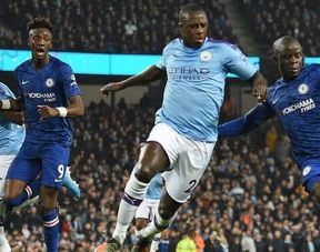<p>Benjamin Mendy is determined to stop Liverpool from winning the title. He wants to put the Liverpool team under more misery and want to extend Liverpool's wait for winning the title. In an interview after the victory over Chelsea, Mendy said that he hoped that Liverpool would have to wait for another year to win the title. Mendy was asked whether the pressure of not winning a title since 1990 could put pressure on Liverpool. Mendy stated that he was not sure about the pressure, but if Liverpool falters, Manchester City will be ready to pounce on the table toppers.&nbsp;</p><p>Manchester City covered a seven-point deficit last season against Liverpool during the Christmas period. They won the league by one point to become the first team since Manchester United to retain the title in the premier league last year. However, the feat is looking unlikely this season. The gap is nine points after 13 games of the season and hasn't lost a game for 30 games now. Liverpool has had a fantastic start to the season and has defeated every team other than Manchester United in the 2019-20 season. Mendy further stated that many games had been very close this season, and it is perfect for the spectators of the league. Everyone is enjoying the game, and we as footballers live for this stuff. He further added that they are going to fight for the title, and the better team will win. He said if Liverpool wins the title, Manchester City will congratulate them. He also said that they know that Liverpool is at the top of the table at the moment, but it would be good to be the table at the end of the season.</p>