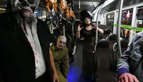 <p>Birmingham's Zombie bus, a special bus with multiple partygoers adorned in horror fancy outfit, got cancelled on Halloween night due to some safety factors.</p><p>The board cancelled its operations on the charge of anti-social behaviour. The bus, with board number 666, was expected to skulk through the city on Thursday night.</p><p>However, some of the partygoers of the bus ill-behaved on Wednesday night, which resulted in its cancellation.</p><p>The bus was free to board and was due to run through the city every 30 minutes on Wednesday and Thursday night.</p><p>The 666 Zombie bus was about to originate from Selfridges with The Square Peg, Colmore Row, Llyod House, Dale End, New Street Station and the Markets as its stoppages. The service was scheduled to be active at 5 pm from Selfridges to 9 pm back to Selfridges.</p><p>&nbsp;</p><p>&nbsp;</p>