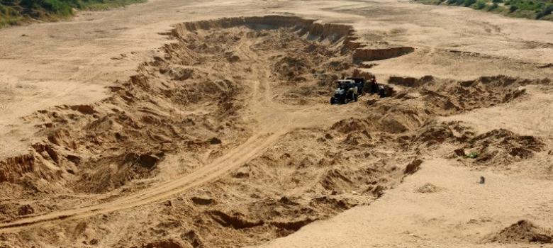 <p>The Maharashtra control of organized crime Act (MCOCA) was applied for the first time against a sand mafia who were illegally extracting the sand.</p><p>The Bombay high court asked the state, if any strict punishment can be imposed on the sand mafia. The accused names are Hanumant, Ganesh, and Sunil.</p><p>The accused created headaches for the revenue authorities, they used different tactics to escape from a police chase. They run their sand extraction racket in Pune, Ahmednagar, and Solapur.</p><p>They had many cases filed against them including the case where the attacked a revenue officer. Earlier the case against Sand mafia's used to get registered under the Maharashtra Prevention of Dangerous Activities (MPDA) Act. This time the case was registered under MCOCA Act due to Nagpur bench intervention.&nbsp;</p>