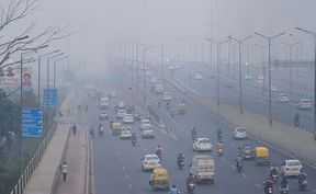 """<p>The air quality of capital """"DELHI"""" remained in the category """"very poor"""" on Monday morning, at 10.37 am Air quality index (AQI) was 331 which is very high. Areas like Rohini, Bawana and Anand Vihar was above 300 which was so high, in Rohini it was 380, in Bawana it was 375 and in Anand Vihar, it was 373.&nbsp;</p><p>According to SAFAR, Government air quality monitoring service the air quality was expected to urn """"severe"""" by Tuesday only. The average AQI is recorded 321 on Sunday. Areas nearby Delhi like Noida, Ghaziabad, Greater Noida, Gurgaon ad Faridabad recorded AQI of 358, 364, 346, 304, 306 respectively. On Sunday the air quality is recorded in the category """"very poor"""" in 37 air quality monitoring stations in Delhi only.&nbsp;</p><p>The AQI categories are starts from good to severe-plus and between 0-50 is considered ''good'', 51-100 ''satisfactory'', 101-200 ''moderate'', 201-300 ''poor'', 301-400 ''very poor'' and 401-500 ''severe''. Above 500 falls in the ''severe-plus'' category. Because of winter, minimum temperature makes air cold and heavy which helps the accumulation of pollutants near to the ground.&nbsp;</p>"""