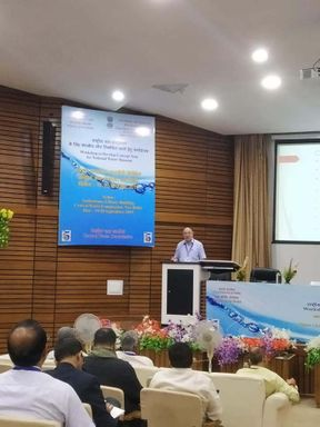 <p>Ministry of Jal Shakti, Dept. of Water Resources, River Development and Ganga Rejuvenation is arranging a workshop to create idea note for National Water Museum during 19-20 Sep 2019 at CWC, New Delhi&nbsp;</p><p><br></p><p>The Ministry of Water Resources, River Development, and Ganga Rejuvenation is the peak body for definition and organization of principles and guidelines identifying with the advancement and guideline of the water assets in India. Water assets are characteristic assets of water that are possibly valuable. Employments of water incorporate rural, modern, family unit, recreational and ecological exercises. Every living thing expect water to develop and repeat.&nbsp;</p><p><br></p><p>Arrangements and administrations that mechanize multi-resource front and center office venture the executives capacities for institutional, riches and option managers.Ganga-A National River. The Himalayas are the wellspring of three noteworthy Indian waterways in particular the Indus, the Ganga and the Brahmaputra. National Mission for Clean Ganga (NMCG) is the usage wing of the National Ganga River Basin Authority (NGRBA).&nbsp;</p><p><br></p><p>To improve mindfulness among overall population everywhere, about waning water assets and requirement for preservation, and about practical and wise utilization of water assets, DoWR,RD&amp;GR, under Ministry of Jal Shakti, Government of India has showed a drive to create National Water Museum.</p>