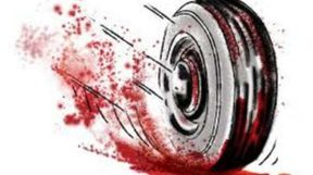 <p>On Monday morning a speeding dumper rammed two boys who was changing tire of a truck parked on roadside. People rushed both the injured boys to the Hospital where Doctors declare them dead. Police have registered a case against the dumper driver and started searching for him. </p>