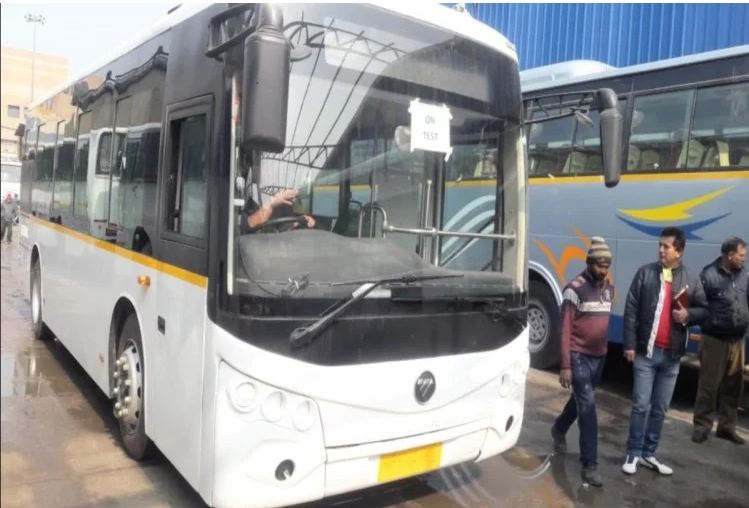 <p>Soon 700 AC Electric Buses will come in operation in 14 cities of UttarPardesh. From which 600 buses will be operated by Central Government under 'Fame India Scheme-2' and rest of 100 buses will be operated by State Government at their own expense.</p>