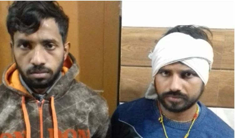 <p>After two months, the police arrested two accused. According to the police, both of them escaped after raping and killing a teen who had gone to Jagran on 5 October 2019. The police was searching for them for the last two months.</p>