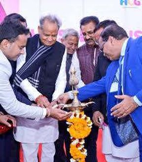 <p>CM Gehlot inaugurated newly constructed building of Sikar Municipal Council, said - Government will fulfill every promise</p>