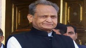 <p>Gehlot said - we have been working on the saint's message as the basis</p>