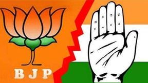 <p>BJP, Congress fearing cross voting in Presidential election, sent candidates out after fencing, will return after 8 days</p>