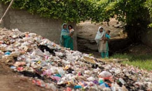 <p>Government Higher Secondary to make Poonrasar village a plastic-free village panchayat under District Cleanliness Mission.</p>