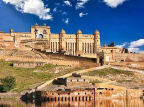 <p>Heritage begins from Jaigarh-Amer Fort, Greater Corporation will be completed by going to Gandhi Circle</p>