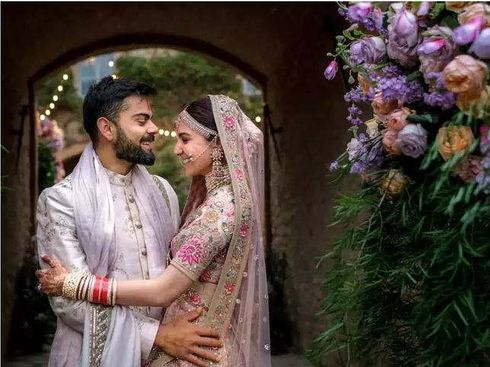 "<p><span style=""color: rgb(34, 34, 34);"">On the second anniversary of Virushka i.e., Anushka and Virat expresses their feelings of love to each other by posting it on Instagram. They defined&nbsp;their love in a different way. Anshuka said, "" love is that it's not just a feeling, it's more than that"". On the other hand Virat wrote, ""In reality there is only love and nothing else""</span></p>"