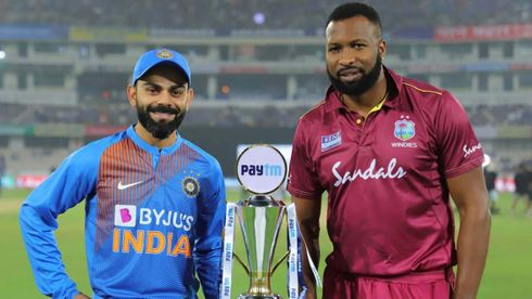 """<p><span style=""""color: rgb(34, 34, 34);"""">The Indian team won the 3rd match played in Mumnai and with this the T20 series is also won by India by 2–1. The thrid match was won by India with huge margin of 67 run.&nbsp;&nbsp;</span></p>"""