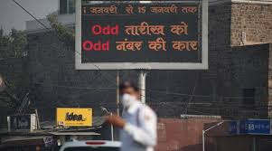 <p>A petition was filed in the NGT on Monday challenging the Delhi government's decision to implement the Odd-Even scheme of vehicles in Delhi between November 4 and November 15.</p>