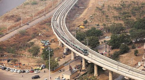 <p>Over 10 lakh commuters will be benefited because of the Nine-station extension of Noida Metro Rail Corporation's Aqua Line. The government as approved the extension work of 14.9 km from Sector 71 till Knowledge Park V.</p><p>In the first phase of the project, the metro will connect Noida Sector 122, 123, Greater Noida Sector 4 and Eco-Tech and Greater Noida 2. Key housing societies will be connected to the first phase project.</p><p>The Map in the image clearly shows that the Metro route will be close to Shahberi and Crossings Republik which is near the Ghaziabad-Noida border.</p><p>The Ghaziabad, as well as Noida residents both, can take the benefits of this project.</p><p>&nbsp;</p>