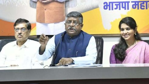 <p>Union Minister Ravi Shankar Prasad in his press conference mentioned the success of three films of Bollywood and said if the economy is slow why Bollywood films are getting so much success.</p><p>The minister referred 3 recent movies i.e Joker, War and Sye Raa which did a record business of total Rs 120 crore in one day, He also mentioned the name of Komal Nahata who is the film critics and analyst.</p><p>The answer came after it was revealed in the Industrial out figure report that factory output shrank by 1.1% in August and its the poorest performance in the past seven years due to very low production rates.</p><p>Industrial production has declined sharply and is in negative territory. Earlier Amit Shah has held a meeting with his ministers to discuss economic slowdown in the country. Finance Minister Nirmala Sitharaman has announced a series of steps to arrest the slide, revive growth and uplift consumer sentiment.</p><p><br></p><p>&nbsp;</p><p>&nbsp;</p>