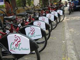 <p>BMC launches cycle in Mumbai on public sharing basis. BMC is looking at bicycles as an option to reduce the pressure of Mumbai local trains and Pollution.</p>