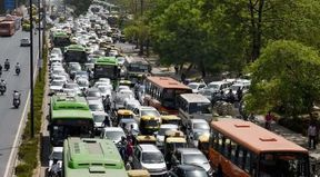 <p>Infringement of the odd-even street proportioning rule, booked to kick in from November 4 in the city, will welcome a fine of Rs 20,000 according to the revised Motor Vehicles Act, authorities said on Thursday.&nbsp;</p><p><br></p><p>The odd-even plan includes utilizing of vehicles on substitute days according to the last odd or even digit of their enrollment numbers.&nbsp;</p><p><br></p><p>Under Section 115 of the MV Act, infringement of the odd-even standard is a traffic offense for which the fine sum has been raised from Rs 2,000 to Rs 20,000 after revisions that became effective from September 1 this year.&nbsp;</p><p><br></p><p>Area 115 of the MV Act enables the state government to limit the utilization of vehicles and that is the manner by which the Delhi government reveals the odd-even plot.</p>
