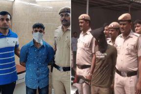 """<p><span style=""""background-color: transparent; color: rgb(0, 0, 0);"""">दिल्ली के रोहिणी के विजय विहार इलाके में एक चोर ने घर में घुसकर चोरी करने की कोशिश की जिसके बाद घरवालों ने चोर को रंगे हाथों पकड़ लिया. घर के लोगों ने जिस वक्त चोर को पकड़ लिया उसी वक्त पुलिस पेट्रोलिंग कर रही थी पेट्रोलिंग करने वाले पुलिस को लोगों ने चोर को उसके हवाले कर दिया. इसके बाद पुलिस ने चोर को अपने हिरासत में लेकर पुलिस चौकी चली गई. नजदीक में ही लगे सीसीटीवी कैमरे में&nbsp; सारी घटना रिकॉर्ड हो गई, लोगो के द्वारा चोर को पुलिस के हवाले किए जाने पर चोरों से चौकी ले गई लेकिन कुछ ही देर बाद चोर पुलिस की पकड़ से फरार हो गया. </span></p><p><br></p><p><span style=""""background-color: transparent; color: rgb(0, 0, 0);"""">सूत्रों के हवाले से यह पता चला है कि चोरी करने वाला चोर सुबह करीब 3:30 पर घर में चोरी करने के लिए घुसा था. लेकिन घर के सदस्यों ने उसे पकड़कर पुलिस के हवाले कर दिया लेकिन पुलिस की पकड़ से वह कुछ ही समय बाद फरार हो गया. ऐसा बताया जा रहा है कि सुबह करीब 6:00 बजे पुलिस कर्मी सो गए जिसके बाद चोर पुलिस चौकी से भाग गया. घर में रहने वाले लोगों के मुताबिक इसके पहले भी चोद तीन बार घर में चोरी करने की कोशिश कर चुका है. घर के लोगों ने ही बताया कि इसके पहले चोर ने घर का मोबाइल फोन चुरा कर फरार हो गया था. </span></p><p><br></p><p><span style=""""background-color: transparent; color: rgb(0, 0, 0);""""><span class=""""ql-cursor""""></span>आज एक बार फिर से एक घर में चोरी करने का वारदात अंजाम देने के लिए वह घर में घुसा था लेकिन हमारी चौकशी के वजह से हम लोगों ने चोर को पकड़ लिया और पुलिस के हवाले किया था. लेकिन दिल्ली की पुलिस भी ऐसे ही की उसे नींद आ जाती है और चोर उसे गिरफ्त से भाग जाता है. घर के लोगों ने पुलिस को लापरवाह बताया उनका कहना है कि अगर पुलिस चौकस रहेगी तो किसी प्रकार का चोरी की घटना दिल्ली में नहीं हो सकती है.</span></p><p><br></p><p><br></p>"""