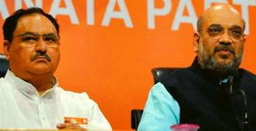 <p>Union Home Minister and BJP national president Amit Shah and party's working president JP Nadda will visit Bengal ahead of Durga Puja Also, on Shah's to-do list is inaugurating puja pandals in Kolkata. The organizational aspects and propagate about the abolition of Article 370 in Jammu and Kashmir, party sources said on Wednesday.</p><p>&nbsp;</p><p>Nadda is likely to visit Bengal on September 27, address a program on abrogation of Article 370 that gave Jammu and Kashmir its special status. On September 28, the day of Mahalaya, that marks the beginning of the Durga puja festival, he will offer 'tarpan' in the name of BJP workers killed in political violence in Bengal in the last few years, a senior state BJP leader said.</p><p><br></p>