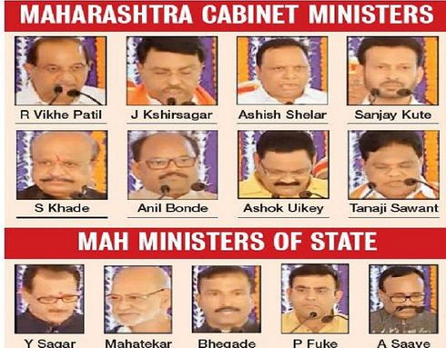 <p>15 days later, the Chief Minister of Maharashtra Uddhav Thackeray divided the ministries. Uddhav has not kept any department with him. Finance and Rural Development departments have been given to NCP. The Congress has been entrusted with the Revenue, PWD and Energy ministries. The Home and Industries departments are with the Shiv Sena.</p>