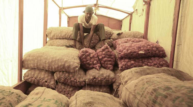 <p>The Onion prices have fallen significantly but still, the use of Onion is seen very less in eating items of the restaurant. The hotel owners are saying that although the prices have fallen sharply, It is only true for wholesale markets and the prices in retail markets are yet the same.</p><p>Earlier the prices of onion touched the bracket of Rs 160 to Rs 170 per KG but as more and more local farmers are bringing their onion to take advantage of higher prices, the lesser the prices of onions are becoming.&nbsp;</p><p>A sharp decline in onion prices around 30 percent decline was observed in the onion prices. Last Monday in Lasalgaon which is India's biggest onion trade market the price of onions was observed to Rs 4500 per quintal compared to Rs 6000 per quintal that was observed last week.</p>