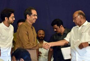 <p>The much-awaited portfolio is out, Shinde gets home ministry, Jayant Patil gets finance and Bhujbal gets rural development ministry. Congress leader Thorat will run the revenue department.</p><p>Uddhav Thackeray did not get any specific ministry. Fadanvis blamed the mahavikas aghadi for delaying the portfolio's but now with this decision he had left with no argument.</p><p>Shivsena got one of the important ministries and that is a home ministry. Congress revenue and Housing department whereas NCP got the finance department.</p><p>The people of Maharashtra will have a sign of relief since all the departments were handled by CM alone. The portfolio was declared on 12th December and it was also tweeted from the account of CMO of Maharashtra.</p><p><br></p>