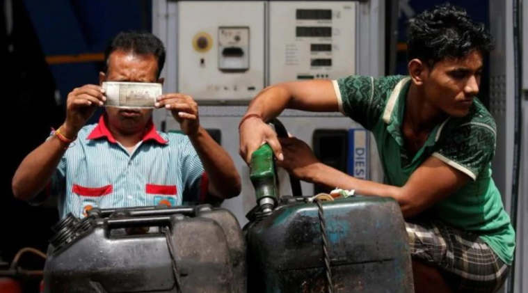 <p>Fuel costs proceeded with its upward pattern on Friday with petroleum at Rs 74.34 per liter in New Delhi and Rs 80 for each liter in Mumbai.&nbsp;While the diesel cost stayed unaltered in New Delhi at Rs 67.14 a liter, it remained at Rs 70.55 per liter - expanded by 11 paise.&nbsp;In Kolkata, the costs of oil and diesel kept on rising - Rs 77.03 per liter and Rs. 69.66 per liter separately. In Chennai, the pace of oil was Rs. 77.28 per liter and that of diesel remained at Rs. 71.09 per liter.&nbsp;</p><p><br></p><p>In Noida, a customer would need to dish out Rs 75.77 a liter for oil and Rs 67.56 a liter for diesel. On Thursday, the diesel cost had taken off to Rs 67.46 a liter and petroleum value Rs 75.66 per liter in the city.&nbsp;This is the tenth every day increment after some alleviation on Wednesday. Worldwide oil costs shot up the most since the Gulf war in the quick outcome of the uncommon automaton rocket strikes on key oil offices in Saudi Arabia that impaired 5 percent of the worldwide stockpile.&nbsp;</p><p><br></p><p>The assault shocked worldwide oil markets, because of which costs shot up. India relies upon Saudi Arabia for a fifth of its oil imports and has been in consistent touch with Kingdom authorities on verifying its provisions.</p>
