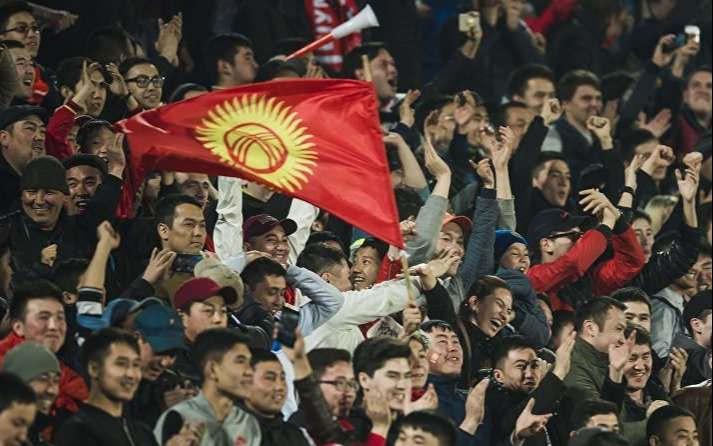 """<p><span style=""""color: rgb(56, 56, 56);"""">Футбольный матч Кыргызстан против Японии. Данная информация появилась на одном из городских порталов.</span></p><p>Согласно поступившей информации данное спортивное событие состоится четырнадцатого ноября, в среду, на территории стадиона """"Долна"""" начало матча в семнадцать часов пятнадцать минут. Все возможные билеты уже были раскуплены фанатами с обеих сторон. Эта увлекательная игра будет проводится в рамках отбора на чемпионат мира по футболу две тысячи двадцать два.&nbsp;</p><p>В федерации футбола отметили, что данный матч вызвал небывалый ажиотаж среди зрителей и фанатов. И на данный момент стадион не в состоянии вместить абсолютно всех желающих. В связи с этим будет предусмотрена дополнительная фан зона которая, сможет исправить данную ситуацию. Болельщиков начнут впускать на стадион за два часа до начала матча.&nbsp;</p>"""