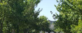 Singurul loc din oraș unde puteți vedea vechiul tramvai Chișinău. Treptat, parcul s-a umplut cu exponate neobișnuite și a devenit cunoscut sub numele de muzeu în aer liber al Universității Tehnice.