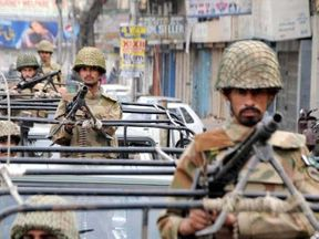 <p>On Friday, the Sindh government ordered the deployment of army personnel on the occasion of Chehlum of Hazrat Imam Hussain (RA) The provincial government sent a letter to the interior ministry demanding additional security for army, rangers and Frontier Corps (FC) personnel to be in duty across Sindh.</p><p>The contingents of the army will be stationed on procession routes in Karachi if the application is approved. More than 5,000 law enforcement staff were deployed in the provincial capital last year to ensure security for the processions that were taken out.</p>