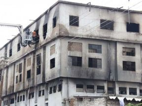 <p>KARACHI: SSP Sajid Sadozai, a key witness in the Baldia Factory Fire case, appeared before the Anti-Terrorism Court to record his statement that the case was initially investigated under the influence of the Muttahida Qaumi Movement.</p><p>The ATC-VII was hearing the case on Thursday at the Karachi Central Jail, where prime suspects, Rehman Bhola and Zubair Charya, were presented to the court by the prison officials, while MQM chief Rauf Siddiqi and others were also present during the session.</p>