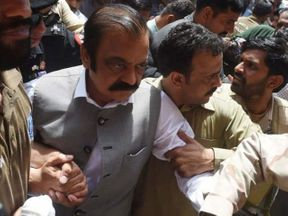 "<p>Shehryar&nbsp;Afridi , Minister of State for Narcotics Control said on Saturday that witnesses ' lives in the drug case Rana Sanaullah may be in danger and asked Lahore High Court (LHC) to move the case to Rawalpindi or keep the court in jail.</p><p>The minister also requested the Punjab Inspector General (IG) to provide security to the witnesses in the high-profile case while speaking to the media in Islamabad. He further said there should be frequent hearing of the drugs case against the chief of the PML-N.</p><p>In July this year, Sanaullah was arrested by the Lahore team of the Anti-Narcotics Force (ANF) while traveling from Faisalabad to Lahore. The ANF had allegedly recovered from his vehicle 15 kilograms of heroin, a claim denied by Sanaullah. </p><p>""With 15 kilograms of heroin, Rana Sanaullah was trapped in black. There are witnesses and evidence against the president of the PML-N. Statements under Section-342 have been registered, ""the minister said during the press conference.</p><p>""The source of income for Sanaullah is also undisclosed. He hasn't even reported his wealth. Where has he received billions of rupees from?""Afridi's asked.</p>"