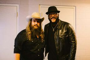 "<p>Following the initial concert in Louisville, Tyler Perry calls Chris Stapleton ' the Reality.' In April 2020, Stapleton will headline' A Kentucky Concert' at Kroger Field. Kentucky resident Chris Stapleton came back home for just the final performance of his 2019 ""All-American Road Show."" </p><p><br></p><p>In the front of thousands, including some prominent local and national faces, the Grammy Award-winning country singer performed at KFC Yum! Center No.</p><p><br></p><p>Early the next morning, Tyler Perry posted a photo with Stapleton on Twitter, saying he flew for the concert to Louisville. ""The TRUTH is ChrisStapleton! His voice is as smooth as the Tennessee whiskey,"" tweeted Perry.</p><p>Last night I flew to Louisville to hear and see one of the most amazing artists I have ever heard! </p><p><br></p><p>@ChrisStapleton is the right thing to do!! His voice is as deep as the bourbon from Tennessee! Thank you for all the hospitality, friend! Blessings to your family and to you.</p>"