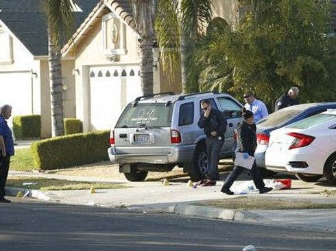 <p>According to police reports, two men targeted a family and friend's gathering in the backyard of a home in California. The men started shooting with their semiautomatic handguns and killed four men. Six of the people present at the gathering were injured. The men disappeared in the darkness. The authorities are still not clear about the motive behind the shooting. Also, the identification of the suspects has not been made yet. Andrew Hall, who is the Fresno Police Chief, said in his statement that the men came in and started shooting immediately on the group of 16 men who were gathered to watch a football match on television. It does not look like they were looking for a single target. They came, shot, and fled. According to the reports, this is the third massive shootings in California in just four days.</p><p><br></p><p>&nbsp;&nbsp;</p><p><br></p>