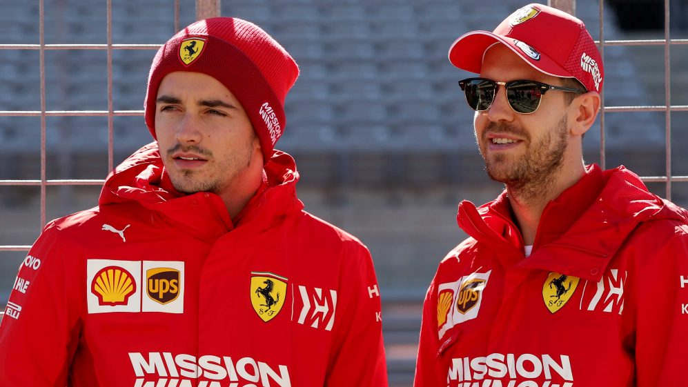 "<p>Warm jackets and winter coats were the order of the day when the drivers arrived at the unseasonably chilly circuit of the Americas. But Ferrari hoped that the cool temperatures would be good for their United States Grand Prix weekend, after Scuderia dominated under similar conditions during the pre-season tests in Barcelona.</p><p>With mercury reading only 4 degrees Celsius on Thursday morning in Austin, the drivers were forced to wrap themselves up warm for their walks on the track – while the temps are expected to remain relatively low for the rest of the weekend.</p><p>But with Ferraris racing ahead of the start of the season in the chilly conditions of the Circuit de Catalunya – and with some long straights at COTA to give the powerful, aerodynamically efficient Ferrari SF90 its head – both Charles Leclerc and Sebastian Vettel were positive about their chances this weekend.</p><p>""There are quite long straight rows, so I think we should be strong,"" Leclerc said. ""To see how much, we're just going to see on Saturday and Sunday, but we're pretty confident.</p><p>""We were very strong in Barcelona during the winter tests,"" he added when asked about the cold weather. ""It's been a long time ago, but it doesn't change for us. If it's a problem, it's going to be a problem for everyone, and we're going to try and adapt.""</p>"