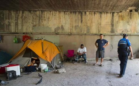 """<p>""""The results of repealing the ban are expressed regularly in the streets of Austin: human feces hypodermic needles, mounds of trash, and people living in unhygienic conditions that could contribute to the spread of communicable diseases,"""" said Abbott.</p><p>Abbott said that typhus and Hepatitis A are resurfacing in West Coast neighborhoods struggling with huge populations of people living in the streets.</p><p>The governor's letter to Adler is his second in a week, the first warning that he would use state resources, including deploying federal forces, to tackle poverty in Austin if city leaders refused to do so by November.</p><p>""""Following my previous letter, you publicly assured Chief Manley of the Austin Police that if the police wanted anything, ' only ask us what it is and we'll do what we can to facilitate, '"""" Abbott wrote.</p><p>Last week, Manley issued new instructions to the officers to better explain when the police can or can't take action if they encounter a person facing homelessness camping in public Manley also said he urged city leaders to introduce the ban """"I agree with that,"""" Abbott added.</p><p>Abbott said that placing the ban back in place is not a complete solution, but an important part of showing """"consequential change"""" to Austin's homeless situation and the threats to public health and safety.</p><p>Abbott ended the letter by stating that he still intends to use state resources in Austin if action is not taken by Nov. 1.</p><p>The new letter comes a day after Abbott posted a twitter video of two men fighting in downtown Austin. The video begins with people grappling in the 7th and Brazos streets on the floor before they stand up and separate One of the men picks up a scooter and throws it through the back window of a car that's partly on the sidewalk.</p><p>It's not clear from the video that either of the men involved is currently experiencing homelessness. The U.S .- Statesman asked the Austin Police for further details on the case on Wed"""