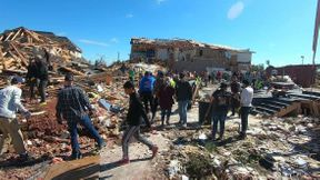 """<p>Since 1980, the First Mexican Baptist Church has been located in Betty Jane Lane, Dallas.</p><p>After floods devastated the Dallas Church last month, hundreds of volunteers spent their Saturday trying to clean up.</p><p>Pastor Ricardo Brambila, with the First Mexican Baptist Church, or Primera Iglesia Bautista, on Betty Jane Avenue, said that this week at least five tons of rubble had been removed, but Saturday put together the largest crowd of volunteers, with at least 300 people helping to clean up the mess.</p><p>""""The community is brought together by a disaster like this and there are no denominal barriers, no borders,"""" Brambila said. The Congregation has been there since 1980 according to Brambila. A place of worship and countless celebrations was the building itself.</p><p>""""We've lost something,"""" he said. """"It's been taken away so quickly.</p><p>However, he said that because of the outpouring of community support, affection and empathy within the church's walls were renewed. Nearby churches, including the Marsh Lane Baptist Church, served hot meals that appeared undamaged.</p>"""