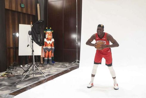 <p>The Rockets would love the importance of Clint Capela to be shown in triumph. It's been before. But rarely was his importance as clear as to when he wasn't at his best.</p>