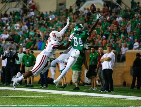 <p>Houston raced 46-25 North Texas prior Saturday at Apogee Stadium. The drop dropped to 2-3 during the season, while Houston doubled to 2-3.&nbsp;</p><p>Here are the five views.</p>