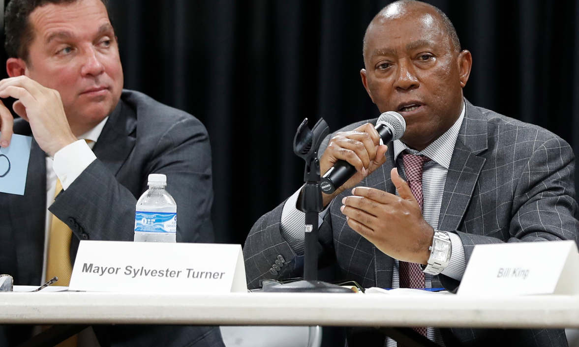 <p>Mayor Sylvester Turner is seeking a second term as a mayor. The mayor is hoping to use the antipathy that the residents of the city have against US President Donald Trump. Mr.Turner's biggest competitor in his race to the mayor is Tony Buzbee. Tony Buzbee is a donator to Trump's cause and has no political history. Mayor has repeatedly highlighted the close relations of Mr. Buzbee with the US president in his bid to become the mayor for a second term. Donald Trump is hugely unpopular in the city, which mostly consists of Democrats supporters. Allegations of corruption in City hall, crime rates, and the slow pace of recovery of hurricane Harvey are other issues that have come up and may decide the result of the elections. Renee Cross, the senior director of the Hobby School of Public Affairs at the University of Houston, said that she feels that likening Mr.Buzbee to Donald Trump is a very effective strategy.</p>