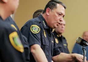 <p>Houston, along with other cities, has taken a number of steps in the past few years to make sure that undocumented immigrants do not feel scared while filing reports against crimes. According to Joe Gamaldi, who is the President of the Houston Police Officers' Union, the immigration status of the person should not matter while filing a case.&nbsp;</p><p>According to the reports, the victim was in a Houston jail cell where a drunken driver was being held for the night. Under the influence, the drunken driver pulled the victim towards him while exposing himself. The victim cried for help, and the officer rushed to the rescue. When the officers tried to file the report with the prosecutor, he denied to file and asked for the victim's immigration status. The union said that they had fired the prosecutor.&nbsp;</p><p><br></p>